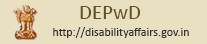 http://disabilityaffairs.gov.in/content/ ,Department of Empowerment of Persons with Disabilities