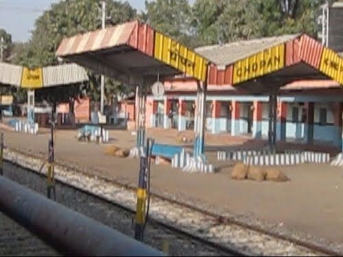 Railways Station is not accessible